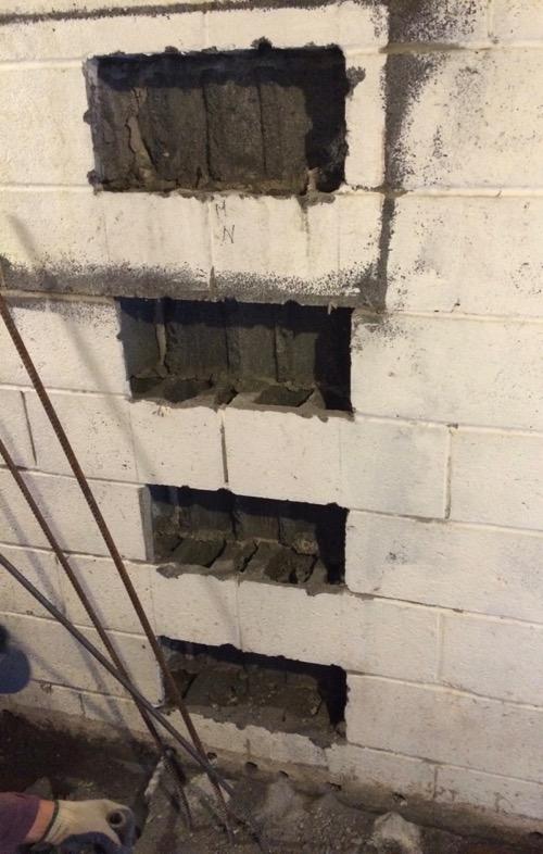 Waterproofing Existing Foundation Walls : Foundation repair